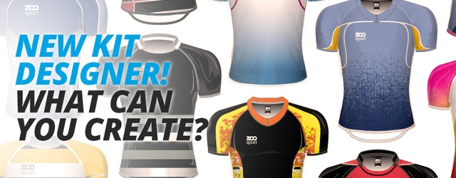 Zoo Sport Team Strips Shirts Kit Gear