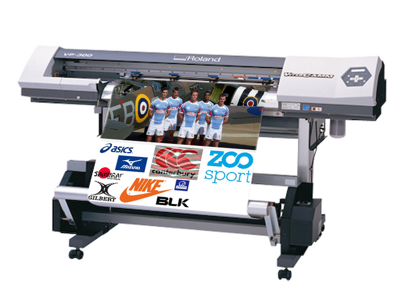 Our versatile vinyl cutting/printer can make your work stand out from the crowd