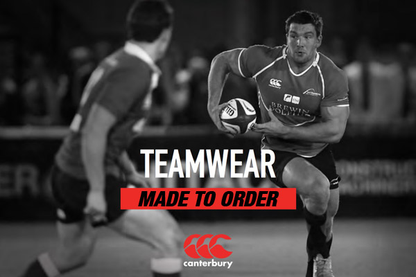 CCC Canterbury of New Zealand MTO Teamwear