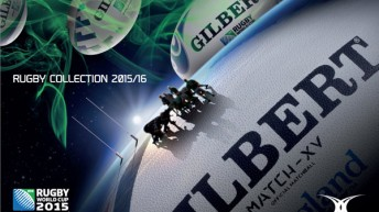 Gilbert 2015-16 Rugby Collection